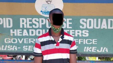 YABATECH Graduate Arrested for Blackmailing Veteran Singer with Her Nude Photos