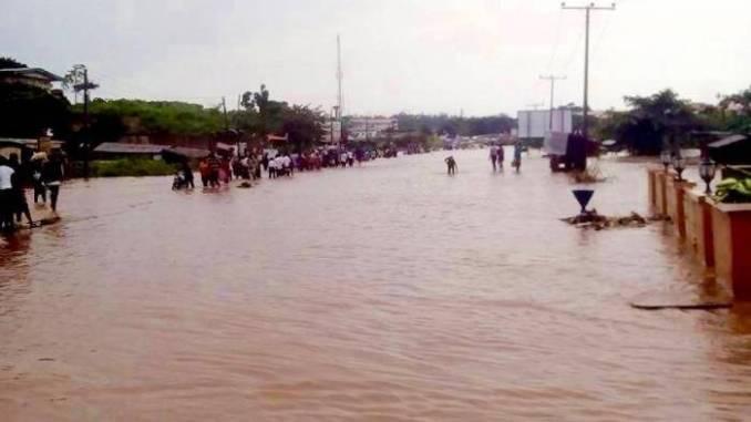 Flood Sweeps Away Final Year Student of AAUA, Ondo State