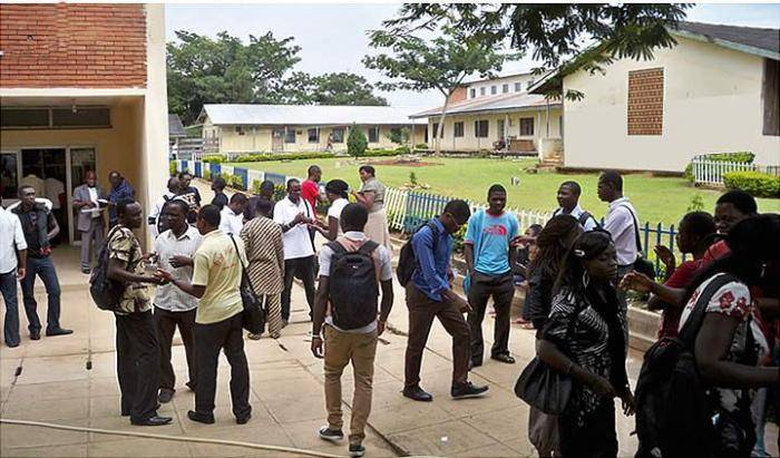 We are ready to resume - Vice Chancellors