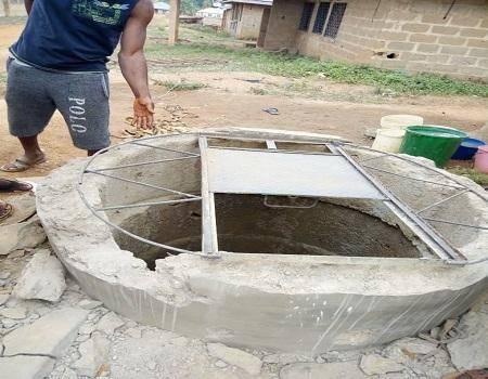 4 Graduates Die Inside a Well in Kogi