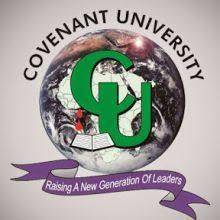 Covenant University releases first batch admission list for 2020/2021 session