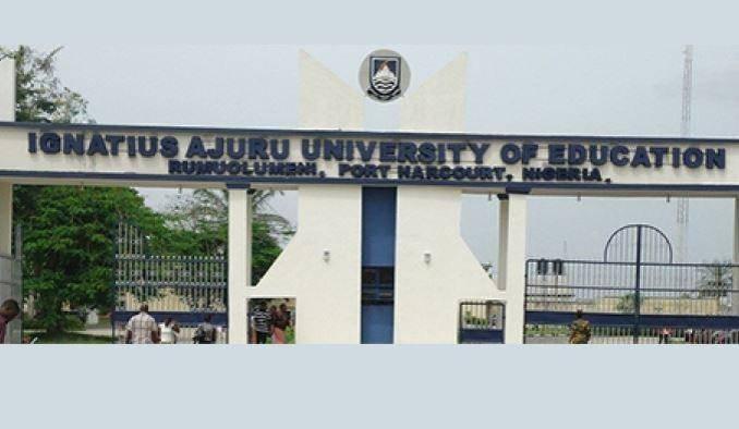 Ignatius Ajuru University of Education, Part-time Admission For 2020/2021 Announced