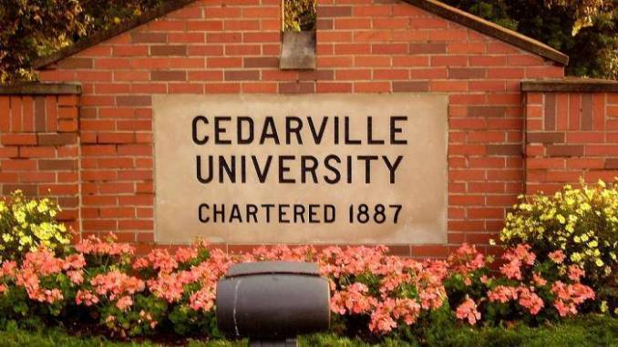 International Need-Based Awards at Cedarville University, USA 2020