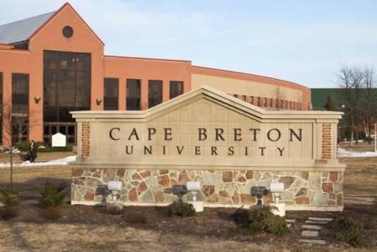 Major Entrance Scholarships at Cape Breton University, Canada – 2021