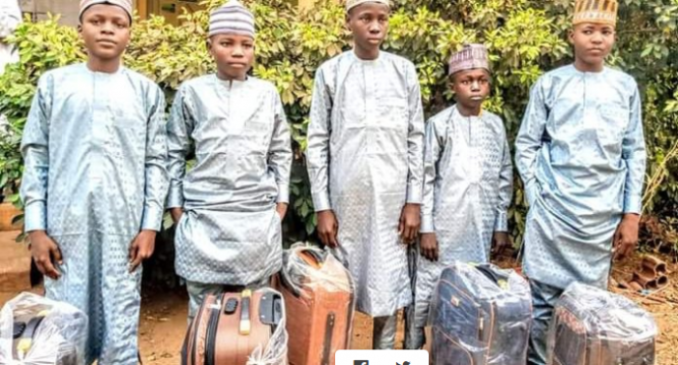 Charity organization offers scholarship to 5 Sokoto orphans