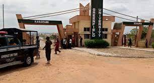 Multiple students abducted as gunmen attack Greenfield university