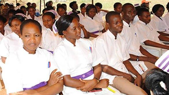 OAUTH Basic General Nursing Admission List, 2019/2020