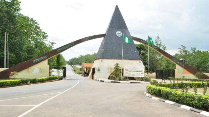 FUNAAB Post-UTME 2018: Cut-off mark, Dates, Eligibility And Registration Details