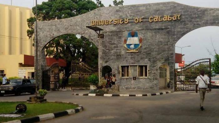 UNICAL (CES) admission list