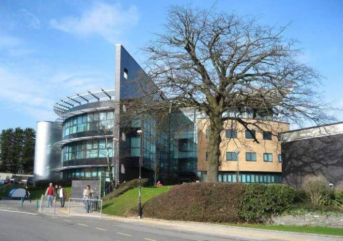 2019 College Of Science International Awards At Swansea University - UK