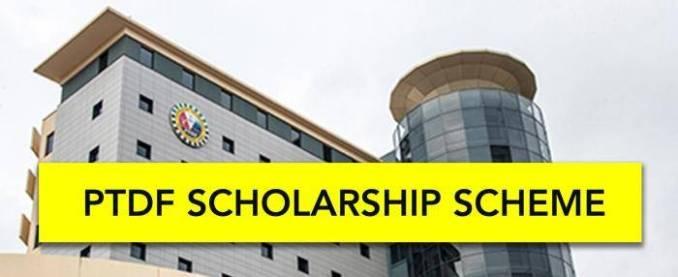 PTDF Overseas Scholarship Scheme For Nigerians - 2020/2021