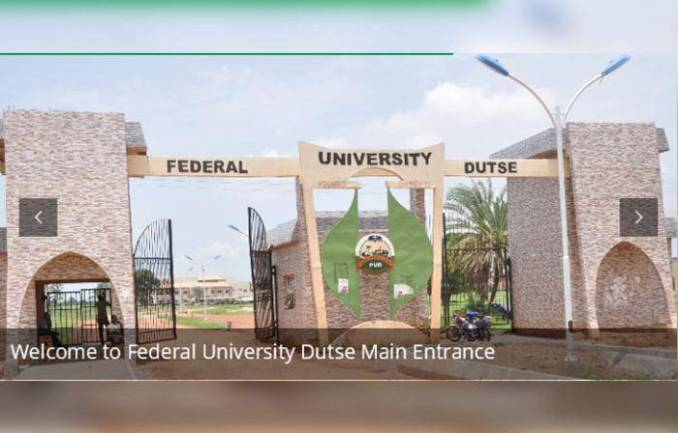 FUDutse Departmental Cut-off Marks for 2019/2020 Session