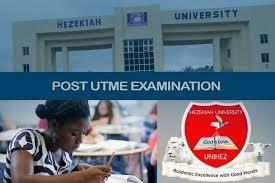 Hezekiah University Post-UTME 2019: Cut-off, Eligibility and Registration Details (Updated)