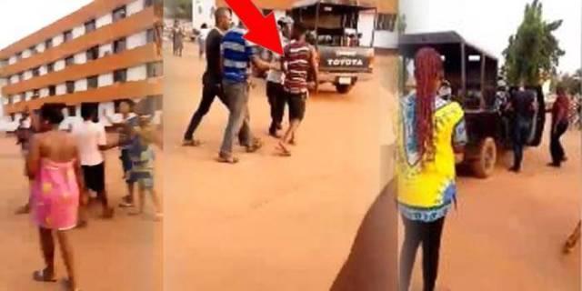 Man Gets Caught Inside Female Hostel In Kogi State University