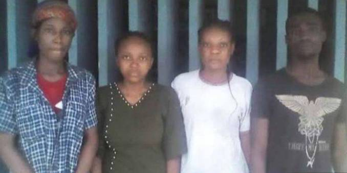Four Corps Members Rescued from Kidnappers In Rivers State