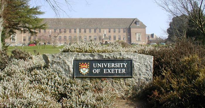 2019 Global Scholarships At University of Exeter UK