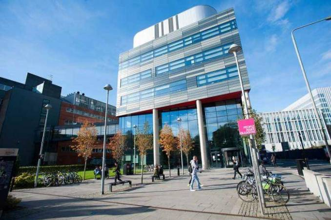 2021 Faculty of Science International Scholarships At University of Strathclyde - UK