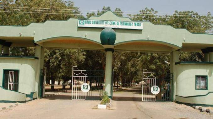 KUST Wudil Admission List, 2018/2019 Out on School Portal