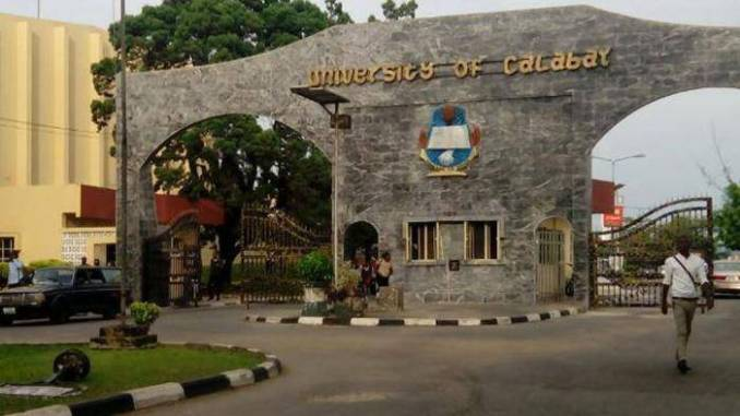UNICAL School Fees Schedule, 2018/2019 Out