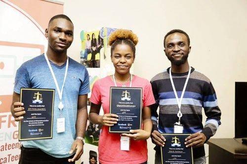 UNILAG Team Wins UN Crime Hackathon