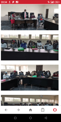 NUC visits Ajayi Crowther University for resource assessment of new academic programmes