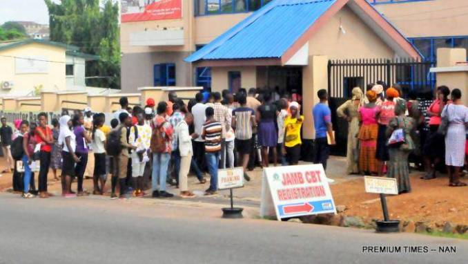2020 UTME: JAMB Registers 700,000 Candidates in 2 weeks