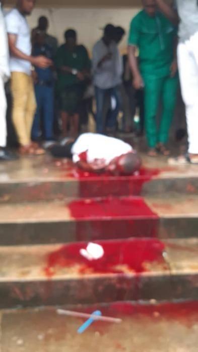 Final Year CRUTECH Student Shot Dead After Final Exam (Graphic)