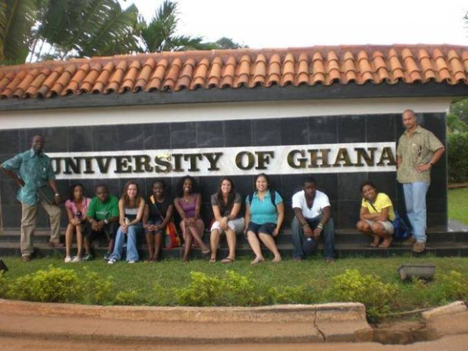 2019 UG-Tullow International Funding At University of Ghana - Ghana
