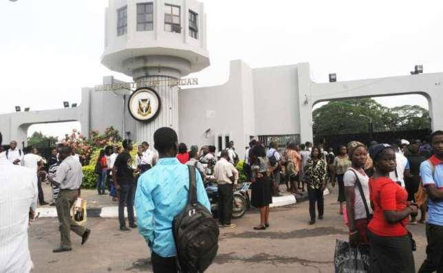 UI students' registration process for 2020/2021 session