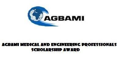 Agbami Medical & Engineering Scholarships For Nigerians, 2019