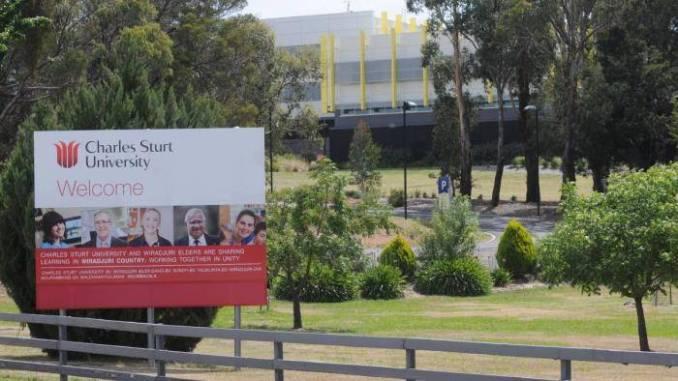2019 Regional International Awards At Charles Sturt University - Australia