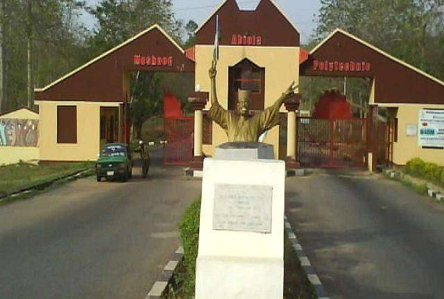 MAPOLY ND Part-time Admission Form For 2019/2020 Session