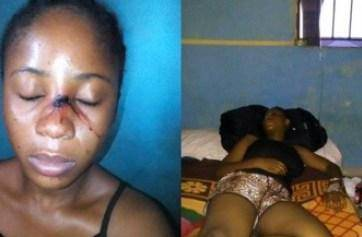 Auchi Poly Students Attack And Beat Up Lecturer - See Why