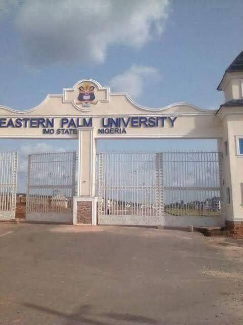 Imo state government seals off Eastern palm university hours to matriculation