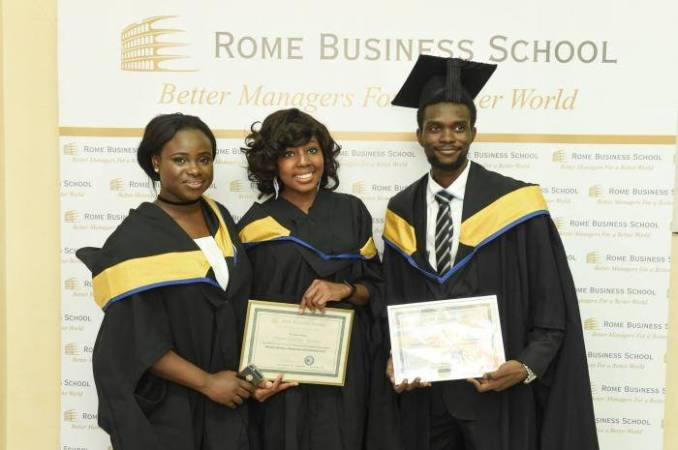 Rome Business School Merit-Based Partial Awards - Nigeria 2020