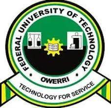FUTO registration procedures for newly admitted students