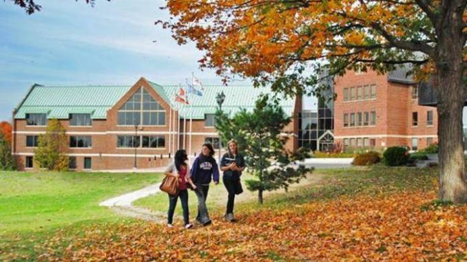 International Scholars Award At Indiana State University, USA 2020