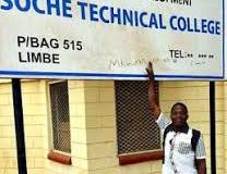 Soche Technical College Selection List