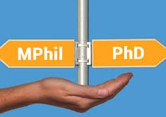 Difference Between MPhil and PhD