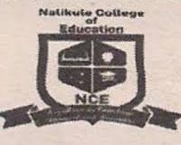 Nalikule Teachers Training College Selection List