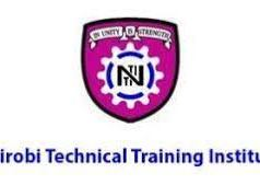 Nairobi Technical Training Institute Admission List