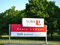 $140,000 International Entrance Undergraduate Scholarships At York University, Canada
