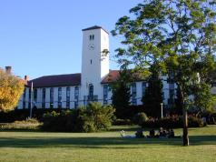 2017 Hugh le May Fellowship At Rhodes University, South Africa