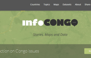 2017 InfoCongo Stories, Maps & Data Visualization Grant For Journalists