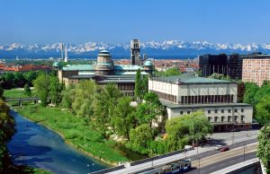Deutsches Museum Scholar-in-Residence Scholarship Program - Germany, 2017