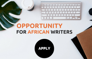 2017 Morland Writing Scholarship For African Writers