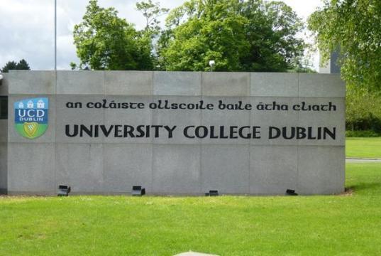Gus Martin Memorial Anglo-Irish Literature Scholarships At UCD, Ireland - 2018