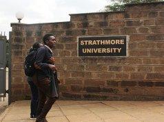 Strathmore University African Scholarships, Kenya - 2018