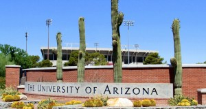 International Tuition Awards At University Of Arizona, USA - 2018