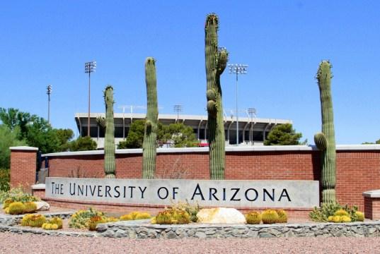 International Tuition Awards At University Of Arizona, USA - 2018